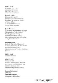 Program x 120-7