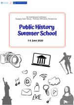 Public History Summer School. broszura